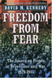 Freedom from Fear: The American People in Depression & War
