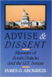 Advise & Dissent:  Memoirs of South Dakota & the US Senate